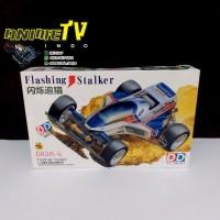 Tamiya Mini 4WD DD - Flashing Stalker Black Special / Thunder shot BS