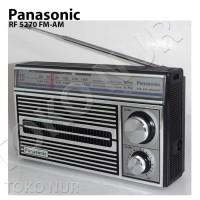 RADIO AM FM PANASONIC RF 5270