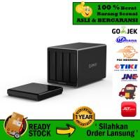 "Docking Harddisk 4 Bay SATA 3.5"" ORICO NS400RU3 USB 3.0"