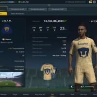 ID FIFA ONLINE 3 TrequartistaXVII