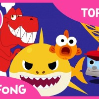 Baby Shark and 50+ Lagu Kompilasi Anak MP3 AUDIO CD