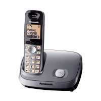 Panasonic Cordless Phone KXTG6511 Wireless Telephone WIth Spea