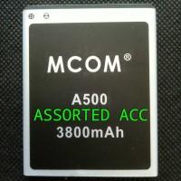 Baterai/battery Mcom Double Power Mito A500 Fantasy Text(ba-00063)