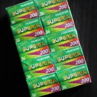 Fujicolor Superia 200 Expired 2005
