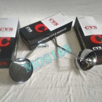 harga Spion Kaca Spion Retro Jadul Vespa Full Chrome Panjang Cvs Tokopedia.com