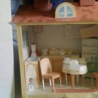 Jual Papercraft Kitchen + Kitchen Set (Paper Only) Murah