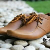 harga Sepatu Semi Formal Kerja Kantor Original Blackmaster Kickers Lacoste Tokopedia.com
