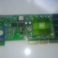 Vga Card (Agp) 32 Mb