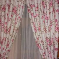 Jual Blackout shabby pink #gorden #gordyn#gorden murah#gorden minimalis# Murah
