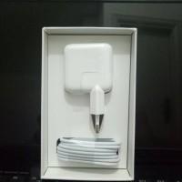 harga Charger Adaptor Adapter Ipad Mini Ipad Air 12w 1 2 3 4 Original Ori Tokopedia.com