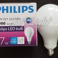 harga Bohlam Led Bulb Philips 23 Watt E27 Tokopedia.com