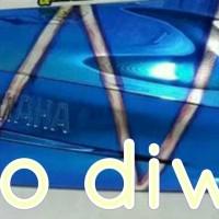 harga Tameng Knalpot Blue Vv Mio Sporty, Mio J Soul Gt Tokopedia.com
