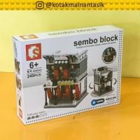 SEMBO 6541 - HSBC Mini City Series Lightning