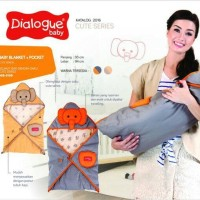 Dialogue Baby Selimut Cute Series DGB3106