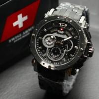 harga Jam Tangan Pria Sporty Swissarmy Chronograph Silver Tokopedia.com