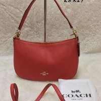 harga Tas Coach Original / Coach Chelsea Hobo Bag Red Tokopedia.com