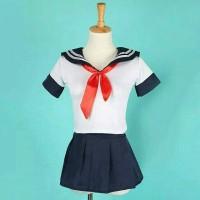 Seifuku Cosplay Seragam Sekolah Jepang