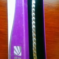 Amega Bracelet Bio Magnetic Ori/Gelang sehat Amega Bio Magnetic Ori
