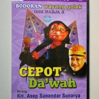 VCD ORIGINAL BODORAN SUNDA CEPOT DAKWAH