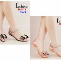harga Flat Shoes Fashion Jelly Import 4473* Tokopedia.com