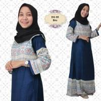 Daster/Baju Tidur/Gamis Muslimah AURANY Series DG 05