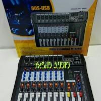 harga Mixer Audio Profesional Bowel 80s Usb Tokopedia.com