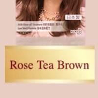 Liese Prettia Rose Tea Brown