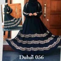 gamis / busana muslim / abaya / jubah / dubai 056