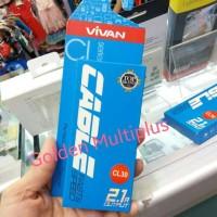 harga Kabel Charger Iphone Vivan Cl30 2a Fast Cable Data Pb Powerbank Ori Tokopedia.com