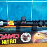 telescope gamo nitro 3-9x40