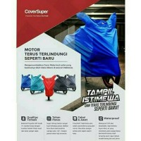 COVER/SARUNG MOTOR HONDA CB 150 STREET ANTI AIR 70% MURAH BERKUALITAS