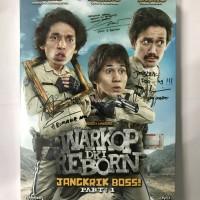 DVD Warkop DKI Reborn : Jangkrik Boss Part 1