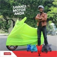 COVER/SARUNG MOTOR YAMAHA BYSON ANTI AIR 70% MURAH BERKUALITAS