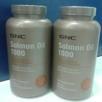 GNC Salmon Oil 1000 Original 180 SoftCaps