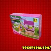 Jual Lego Xipoo Friends XP96014 Grassland Carnival Murah