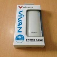 harga Power Bank Vivan M11 11.000 Mah Tokopedia.com
