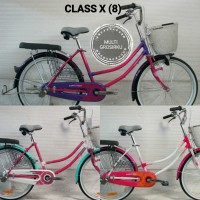 sepeda mini 26 CLASS X (8) united