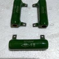 Resistor wirewound 50-ohm 10-watt