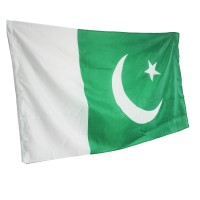 B/73 Bendera Nasional Pakistan Flag   1,5 Meter