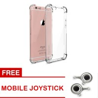 Case Anti Shock - Softcase Anti Crack Iphone 5- 5s - 5E FREE JOYSTICK