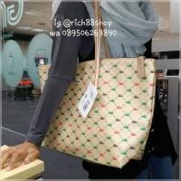 Tas / Tote Bag Lacoste No Furing Croco X