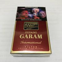 Gudang Garam Filter 12 Batang / International Cigarettes/ Grosir Promo