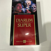 Djarum Super 12 Batang / Rokok Jarum Kretek Filter / Grosir Promo