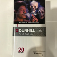 Dunhill Mild 20 Batang / Dunhil Putih / Fine Cut Cigarettes Grosir