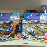mainan track pack thomas adventures ORIGINAL