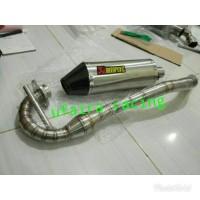 harga Knalpot Racing Klx 150 Fulsystem Pnp Klx Bf/detracker/procircuit  Tokopedia.com