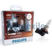 Philips Xtreme Vision HB3 / 9005 12V 65W 3350K (X-treme Vision HB3)