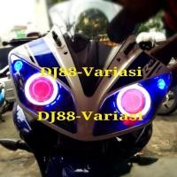 ELEGAN Projie Yamaha R15 Projector Yamaha R15 Angel eyes Angle eyes
