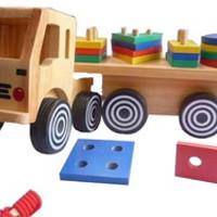 mainan anakk ceria Geo Truck Besar