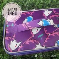 Lunch Bag - Tas Bekal - Jolly Bag - Cool Teen & Cupid Set Tupperware